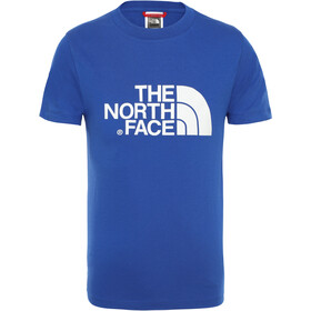 The North Face Easy Kurzarm T-Shirt Jungs tnf blue